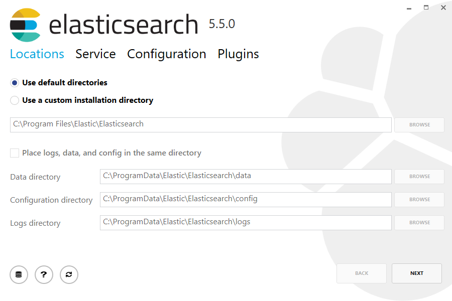 Install Elasticsearch With Windows Msi Installer Elasticsearch