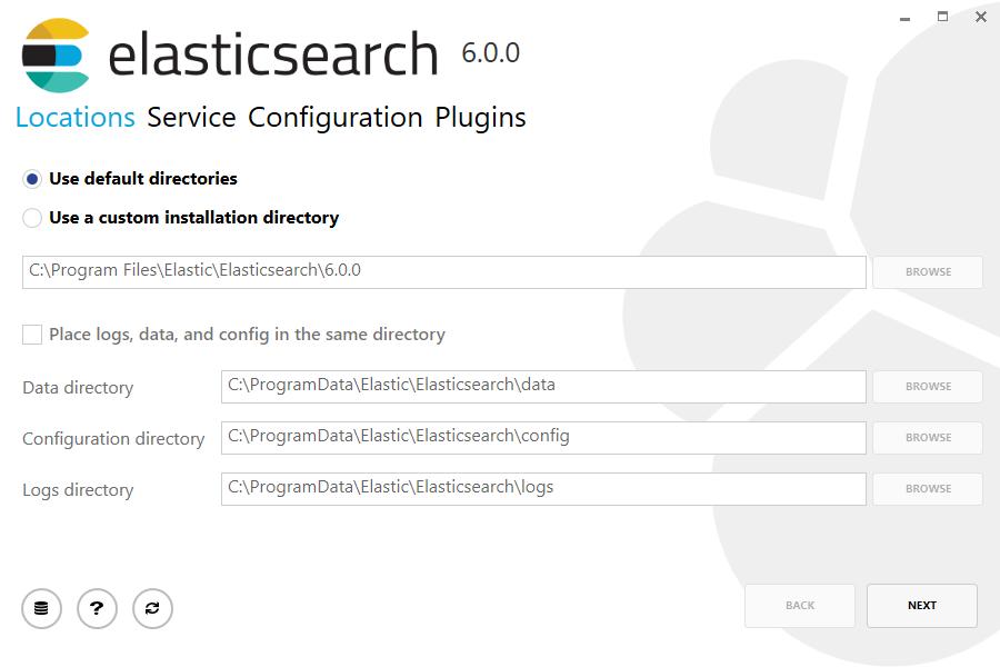 Installation | Elasticsearch Reference [6 1] | Elastic