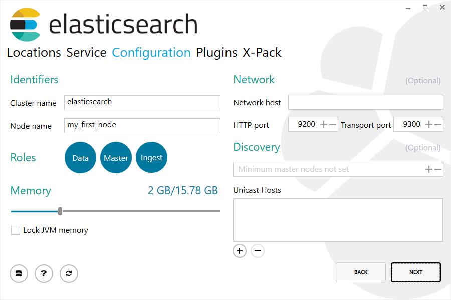 Installation | Elasticsearch Reference [6 6] | Elastic