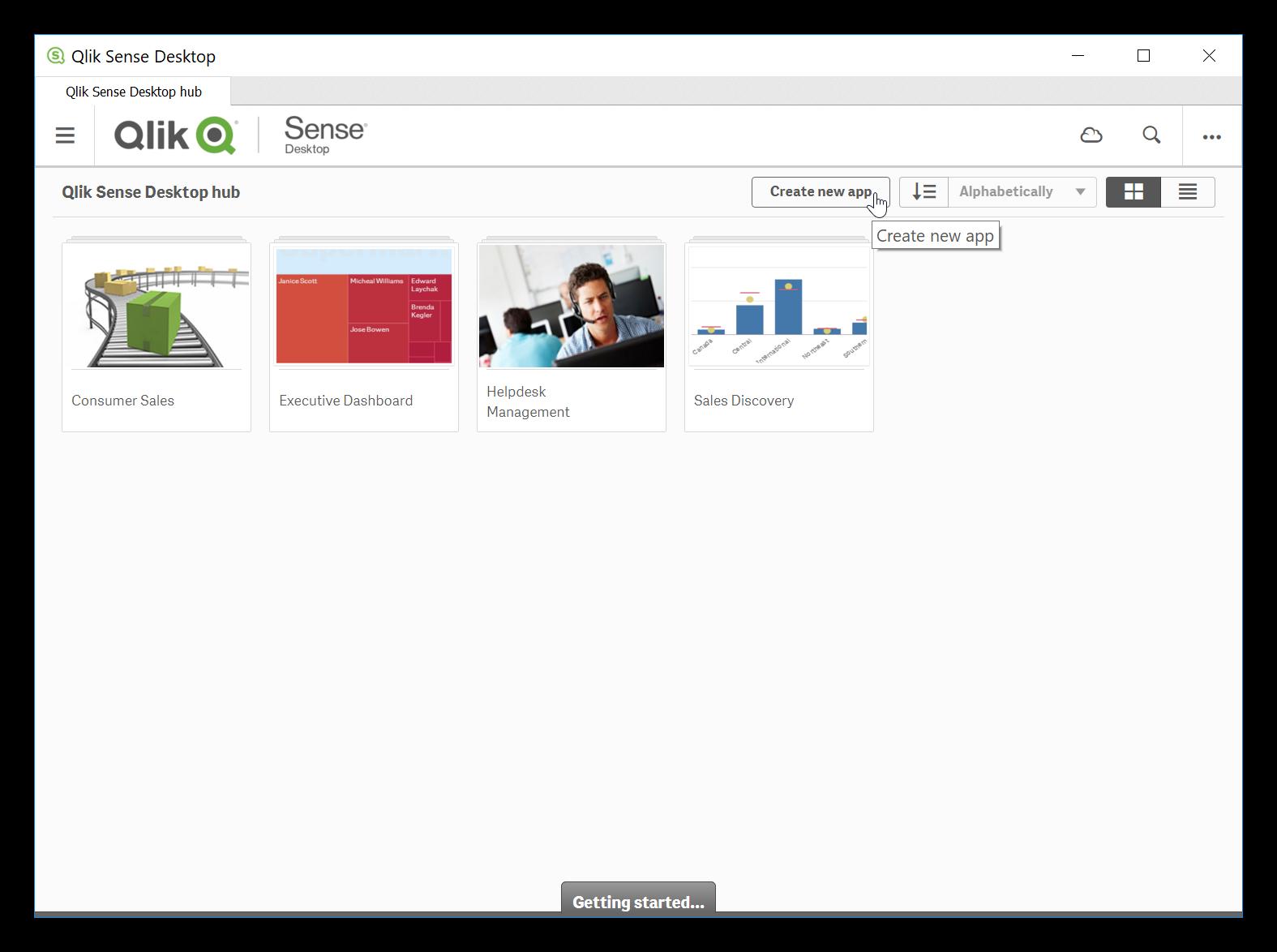 Qlik Sense Desktop | Elasticsearch Reference [7 3] | Elastic