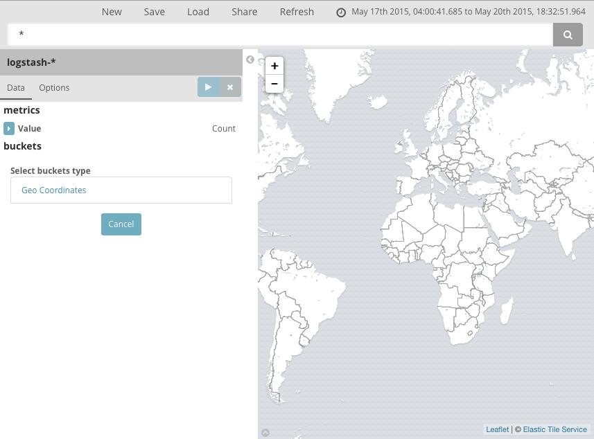 Visualizing Your Data   Kibana User Guide [5 3]   Elastic